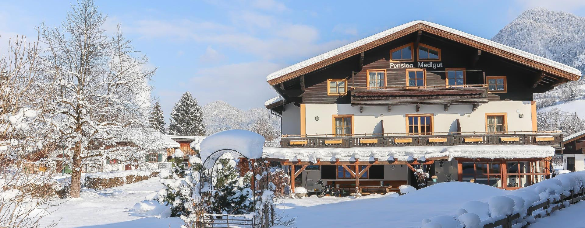 Hotel Pension Lofer Winter 2