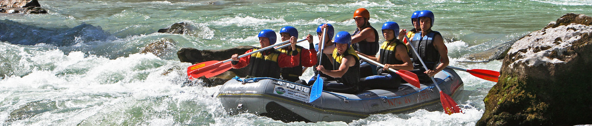 Rafting Saalach Lofer