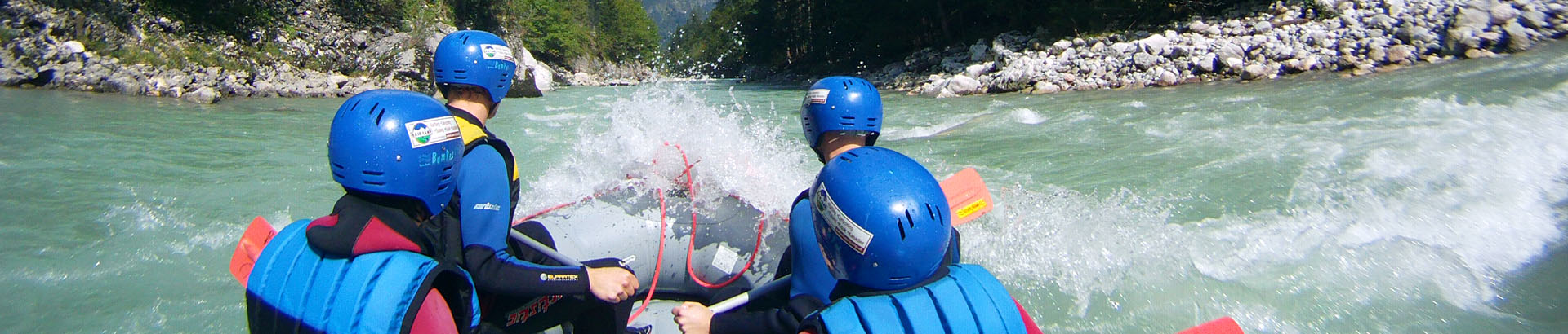 Saalach Rafting Lofer